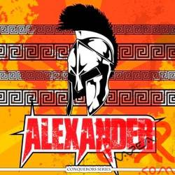 Drops Alexander (Conquerors) 3x10ml (tripack) 12mg 1