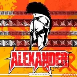 Drops Alexander (Conquerors) 10ml 18mg 1