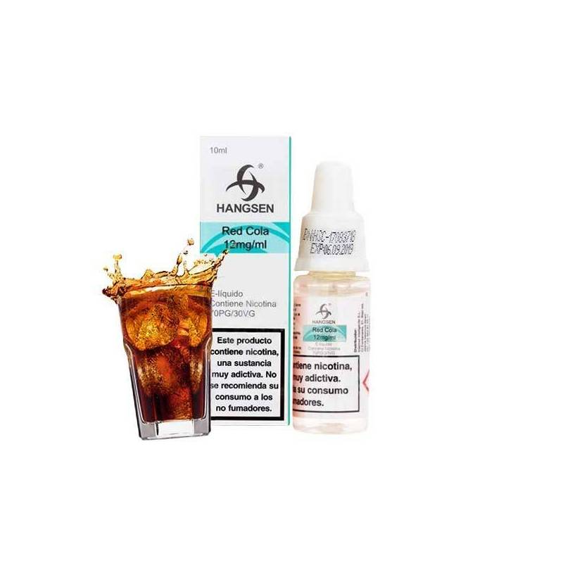 Hangsen Red Cola 10ml 12mg