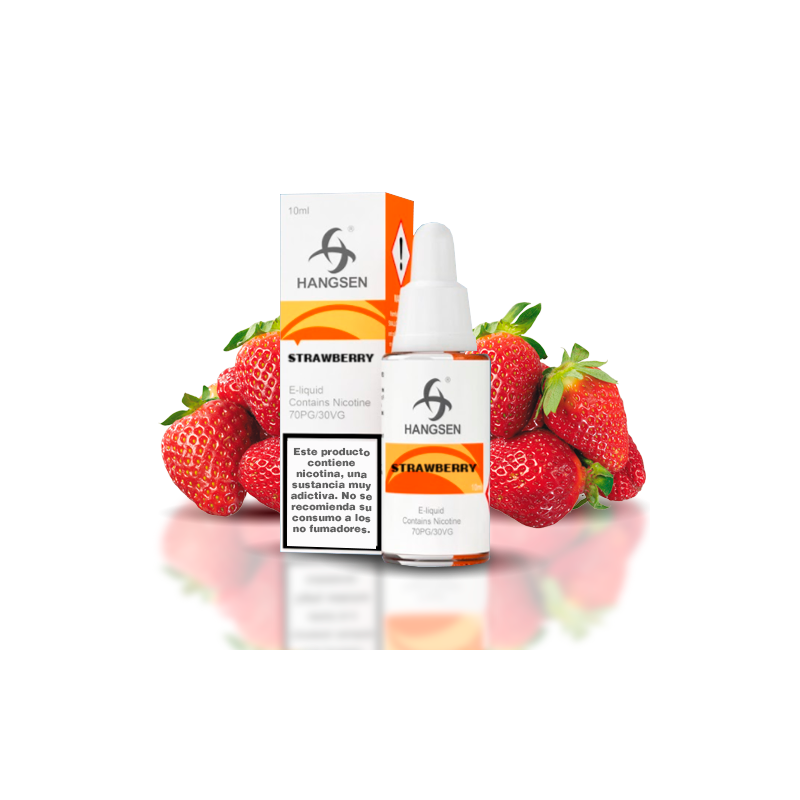 Hangsen Strawberry 10ml 18mg
