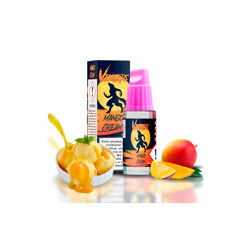 Hangsen Vengers Mango Cream 10ml 00mg