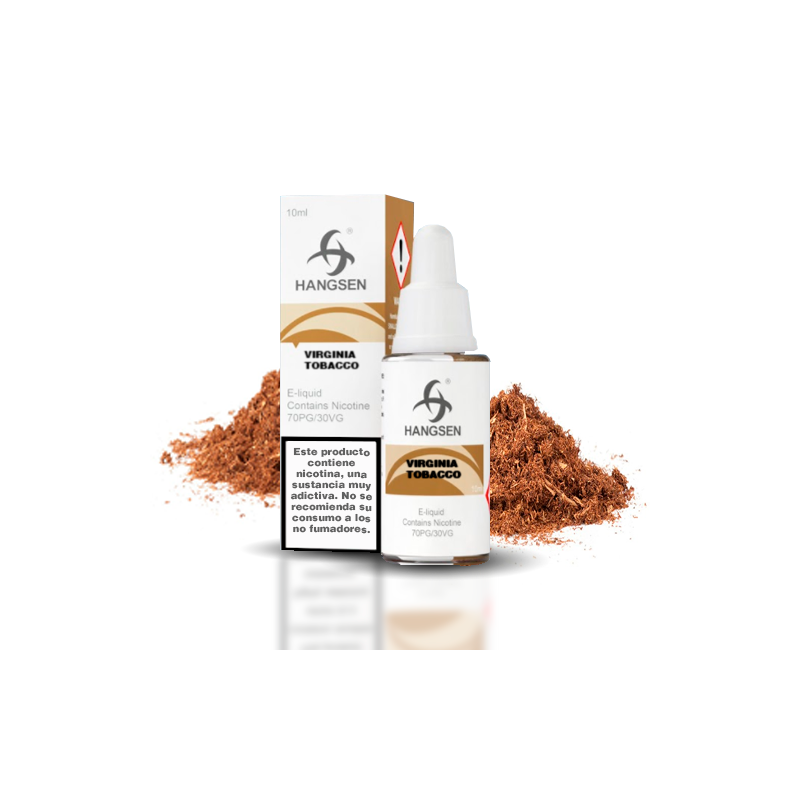 Hangsen Virginia Tobacco 10ml 06mg
