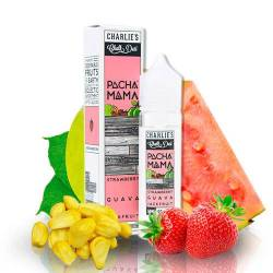 Pachamama Strawberry Guava Jackfruit 50ml 00mg