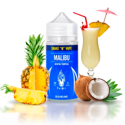 Halo Malibu 50ml 00mg