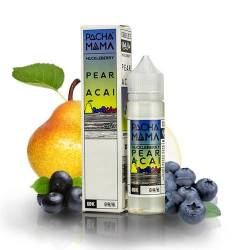 Pachamama Huckleberry Pear Acai 50ml 00mg