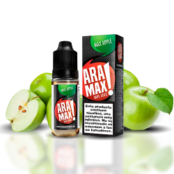 Aramax Max Apple 10ml 06mg