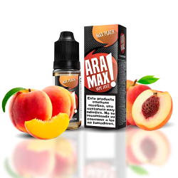 Aramax Max Peach 10ml 06mg
