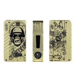 DOVPO M V Box Mod Monkey Gold