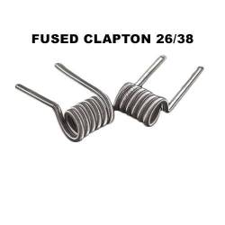 Charro Coils Electronic Edition Fused Clapton 26/38