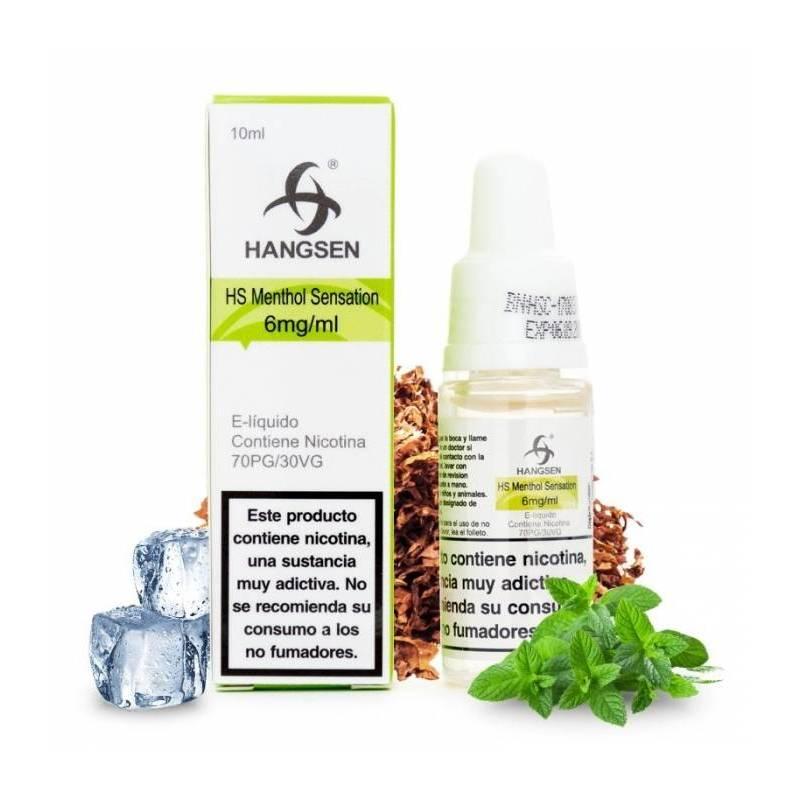Hangsen Menthol Premium (Menthol Sensation) 10ml 06mg