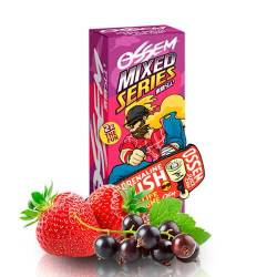 Ossem Juice Adrenaline Rush Strawberry Blackcurrant 50ml 00mg