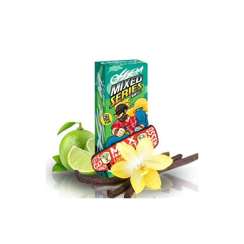 Ossem Juice Max Impact Vanilla Lime 50ml 00mg