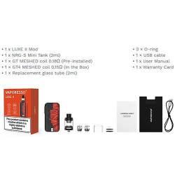 Vaporesso Luxe 2 Kit Black 3