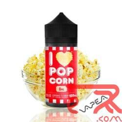 Mad Hatter I Love PopCorn 100ml